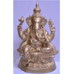 Rental store for Gold Ganesh Statue in Santa Ana CA