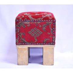 Rental store for Red Fabric Ottomans 12 x12 in Santa Ana CA
