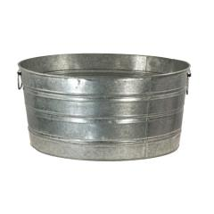 Rental store for Aluminum Galvanized Beverage Tub in Santa Ana CA