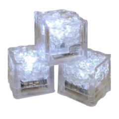 Rental store for White Light Up Ice Cubes in Santa Ana CA