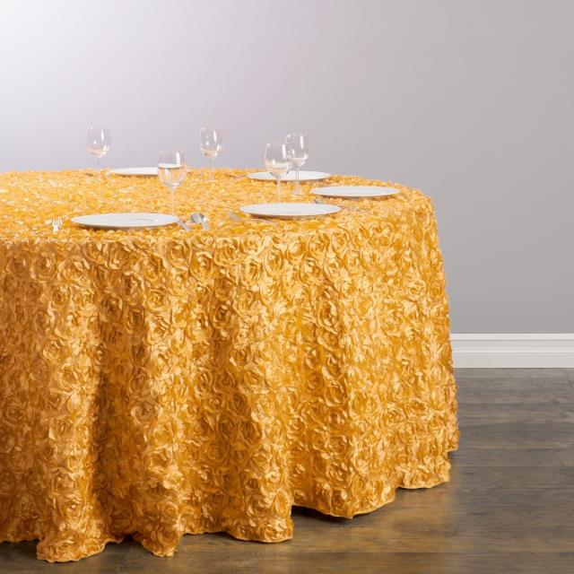 Rent Linens - Yellows And Golds