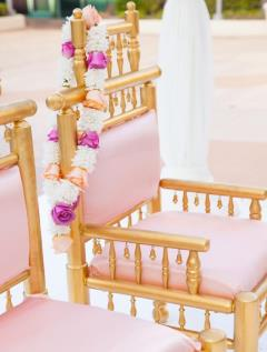 Rental store for Armed Mandap Chairs in Santa Ana CA