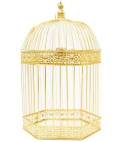 "Rental store for Table-Top Birdcage, 11""x27"" in Santa Ana CA"