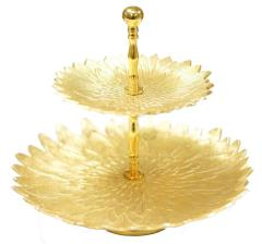 Rental store for Gold Flower Dessert Stand in Santa Ana CA