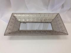 Rental store for Silver Doily Serving Tray in Santa Ana CA